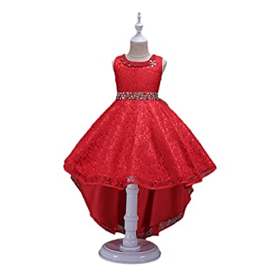 571f9ff328396 RoRykon 子供ドレス 子どもドレス ワンピース 華やか お嬢様 ドレス フォーマル プリンセスドレス 女の子 女児 ガールズ トレーン