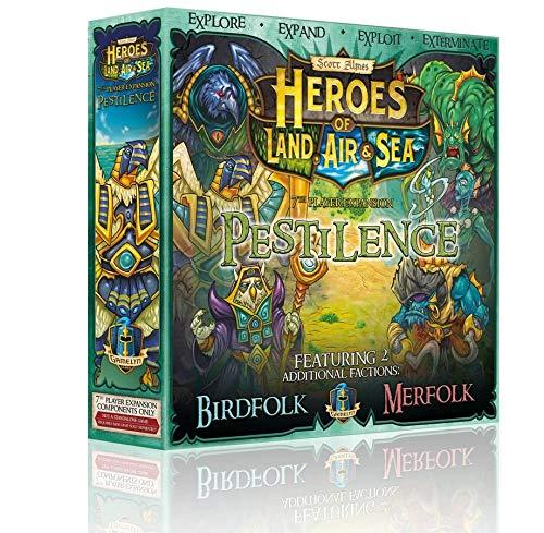Heroes of Land, Air & Sea - Kickstarter Bundle