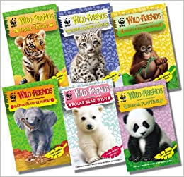 WWF Wild Friends: Polar Bear Wish: Book 3