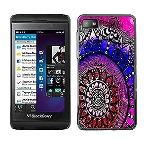 Dragon Case - FOR Blackberry Z10 - happen to me - Caja protectora de pl??stico duro de la cubierta Dise?¡Ào Slim Fit