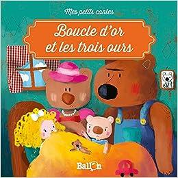 Book Boucle d'or et les 3 ours