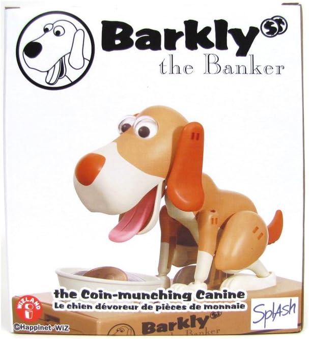 barkley the banker coin bank