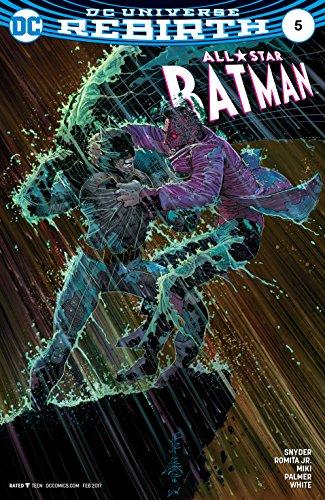 All-Star Batman (2016-2017) #5 (All-Star Batman (2016-)) ()