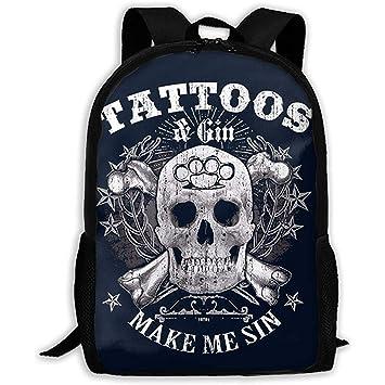 Mochila Bolsa,Los Tatuajes y la Ginebra Rock Style me Hacen pecar ...