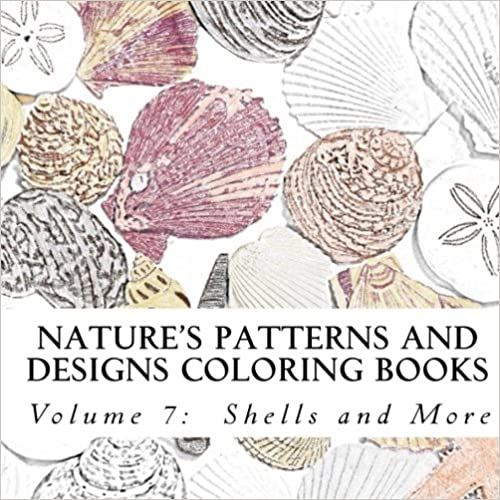 Descargar Con Utorrent Nature's Patterns And Designs Coloring Books: Shells And More: Volume 7 Libro PDF