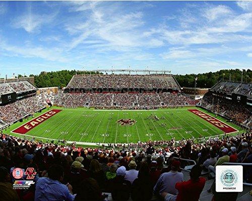 NCAA Alumni Stadium Boston College Eagles Photo (Size: 8