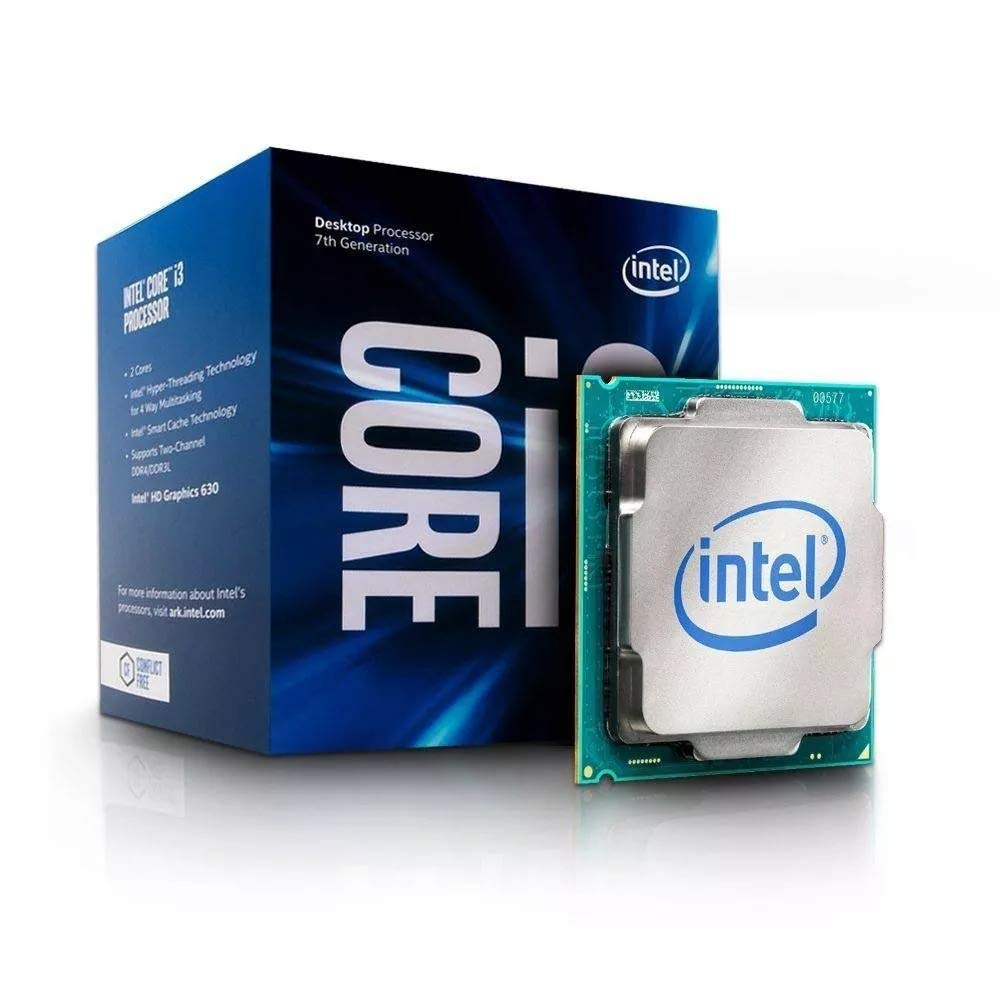 Intel BX80677I37100 - 51W Core i3-7100 Kaby Lake de doble núcleo a ...