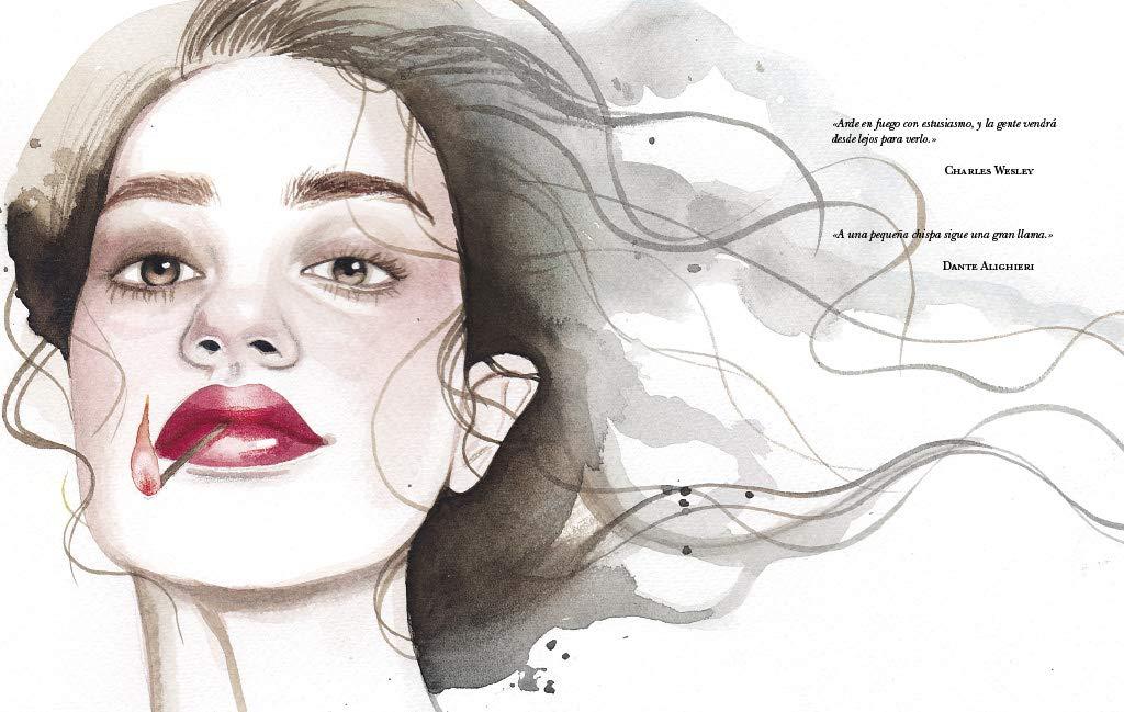 @srtabebi indomable: diario de una chica en llamas