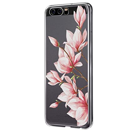 Amazon.com: FUNDA PARA Huawei P10 PLUS FLORAL CITUCION ...