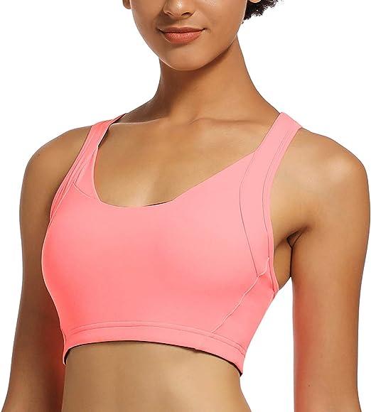 Next Women`s Gym Bra Print High Impact Wired Sports Bra Size 32B