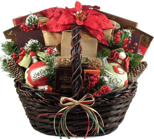 Gift Basket Village A Homespun Holiday Gift Basket by Gift Basket Village