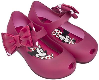 91358e6c4ab1 Amazon.com  Mini Melissa Womens Mini Ultragirl + Minnie (Toddler Little  Kid)  Shoes
