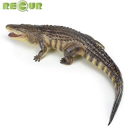 Animal Reptile figures Life Like Détails FIGURINES animal figure Modèle Crocodile