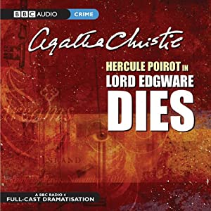 Lord Edgware Dies (Dramatised) Radio/TV Program