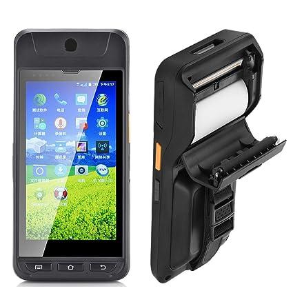 HiDON - Escáner de códigos de Barras con Red 4G WiFi BT e ...