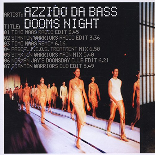 Dooms Night (Timo Maas Remix)