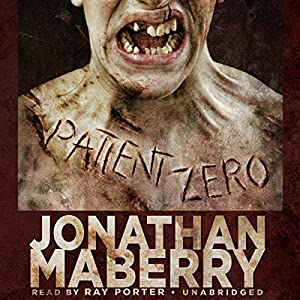 Patient Zero Audiobook