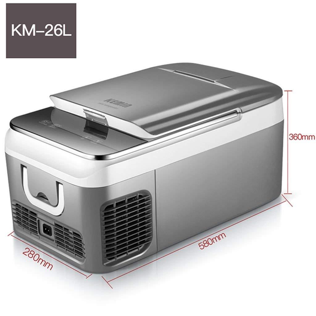 Kievy 26L 12v-24v Compresor Refrigerador Mini Camping Nevera ...