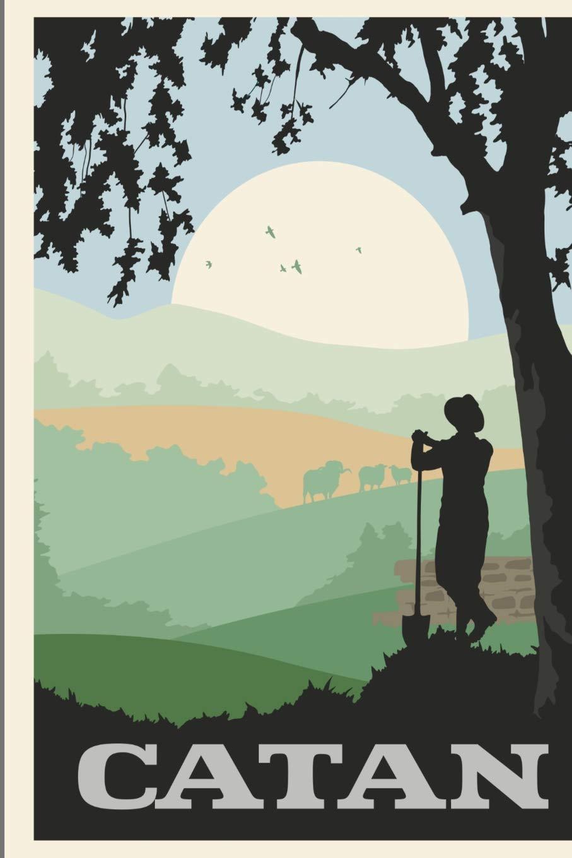 Catan: Blank Lined Journal [Idioma Inglés]: Amazon.es: Design, Meeple: Libros en idiomas extranjeros