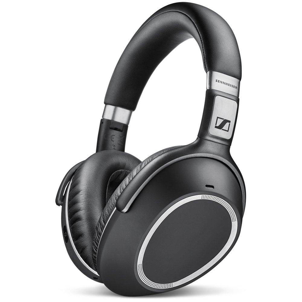 Sennheiser PXC 550 Wireless – NoiseGard Adaptive Noise Cancelling, Bluetooth Headphone with Touch Sensitive Control and 30-Hour Battery Life by Sennheiser