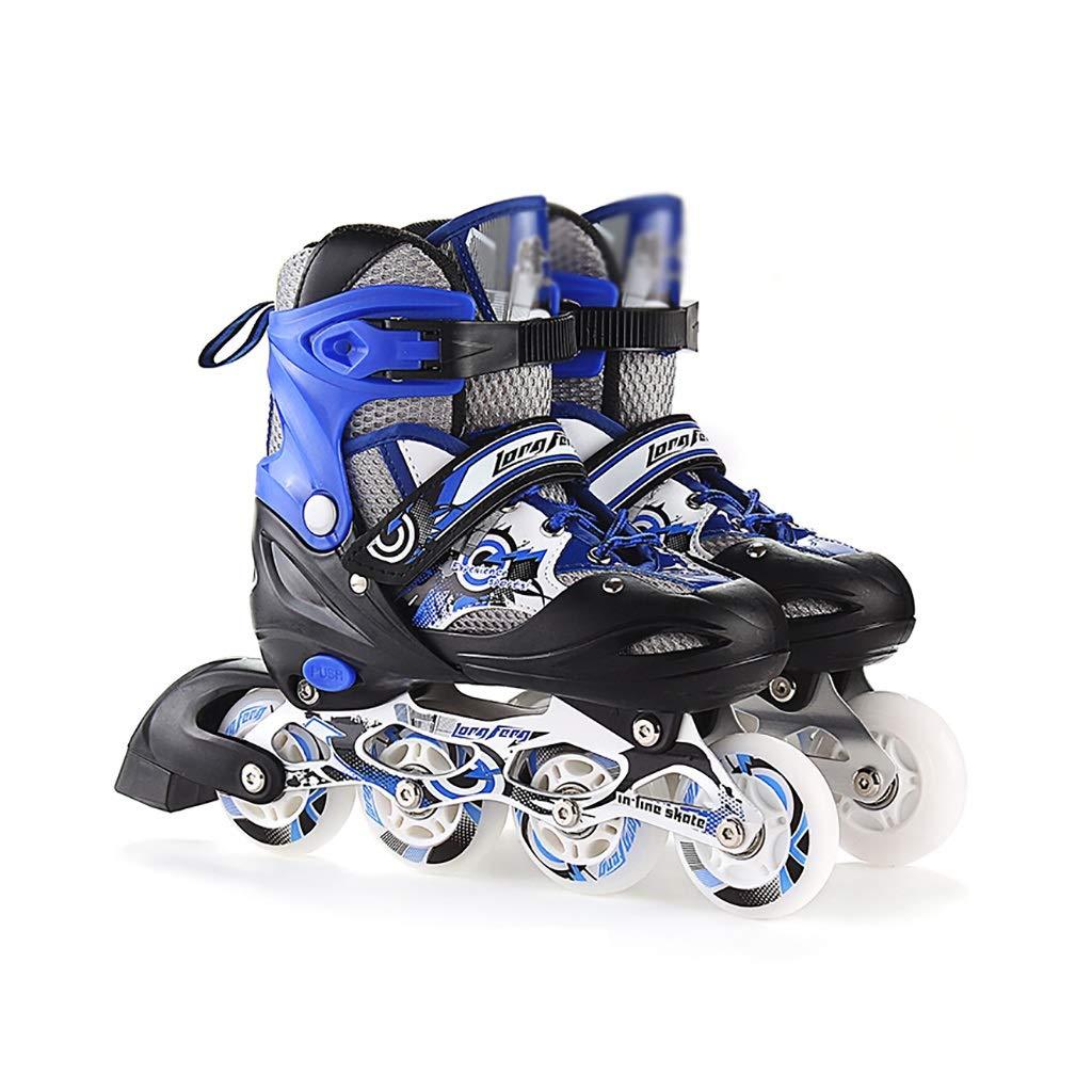 初心者ローラーブレードエクストリームスポーツローラーシューズ ローラー ブレード アグレッシブインラインスケート (Size : L-(39-42))  L-(39-42)