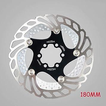 Freno de bicicleta 5 Tornillos 160MM 180MM MTB Bicicleta Disco de ...