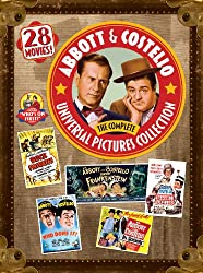 Image of the product Abbott & Costello: The that is listed on the catalogue brand of Universal Studios.