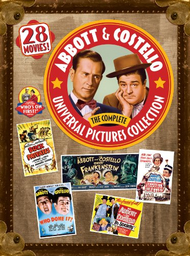 Abbott & Costello: Universal Pictures Collection (Best Of Abbott And Costello)