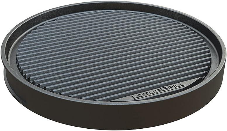 Lotus Grill BBQ teppanyaki Plate: Amazon.es: Hogar