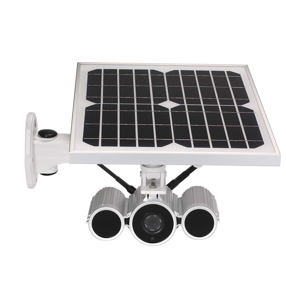 OWSOO Cámara IP Solar Inalámbrico WIFI 4G 1080P IP Cámara IR ...