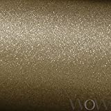 Luxe Glitter Sparkle Wallpaper Gold - Windsor Wallcoverings WWC014