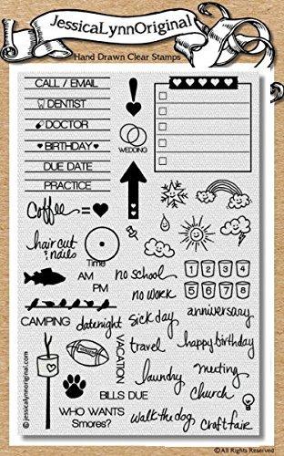 Amazon.com: El original jessicalynnoriginal Calendario ...