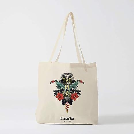 Bolso de tela de algodón, bolsa de pañales, bolso de mano ...