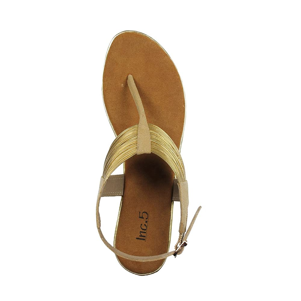 Inc.5 Women's Fashion Sandals up to 83% off at Amazon