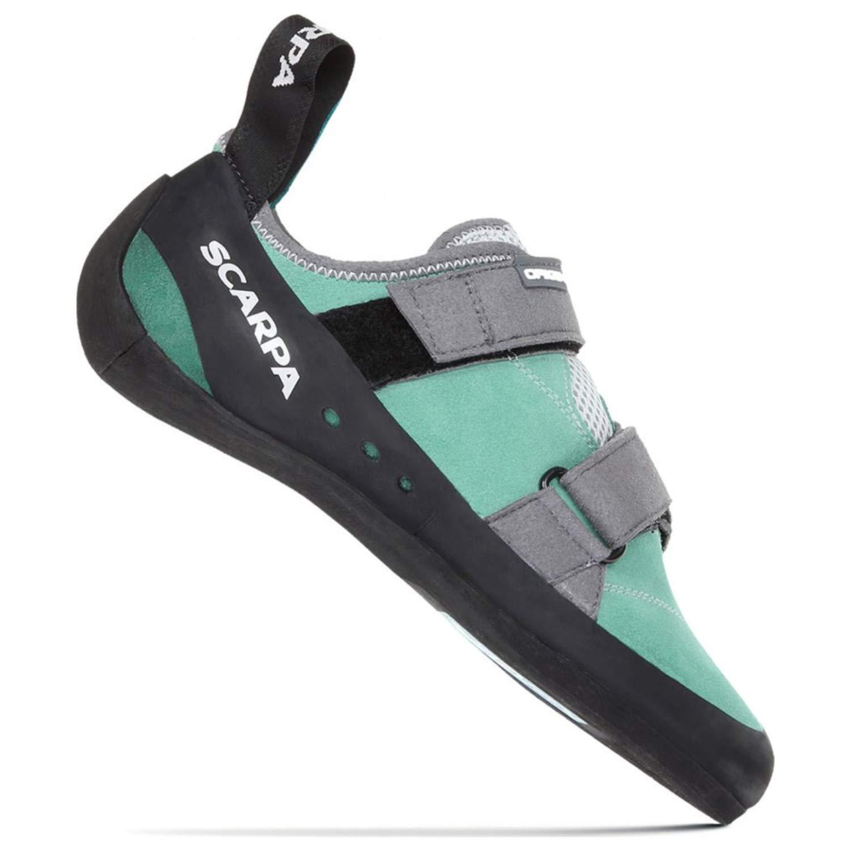 SCARPA Women's Origin WMN Climbing Shoe, Green Blue/Smoke, 35 EU/4.5 M US by SCARPA