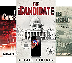 The Michael Bennit Series (4 Book Series) by  Mikael Carlson