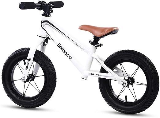 Bicicleta sin pedales Bici Equilibrio para Bicicleta de 4 años ...