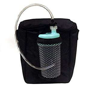 Invacare SOLO2 Transportable Oxygen Concentrator Humidifier Kit, TPO170