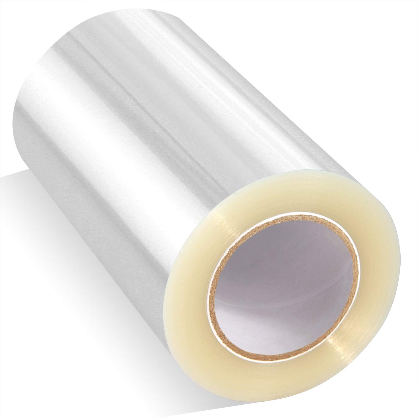 Cake Collar, GUGUJI Chocolate Mousse and Cake Decorating Acetate Sheet CLEAR ACETATE ROLL 125 Micron (2.4 X 394 inch) GUGUJI-CC-008