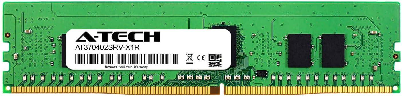 AT370440SRV-X1R10 Server Memory Ram DDR4 PC4-19200 2400Mhz ECC Registered RDIMM 2rx4 A-Tech 32GB Module for Intel S2600WT2
