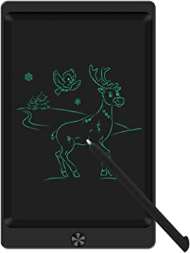 YENJO 8.5 in LCD Tablet Writing Board Childrens Drawing Board,Graffiti Board for Kids or Adult Graphics Tablets