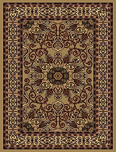 Amazon Com Traditional Area Rugs 8x10 Clearance And 5x7 Rugs For