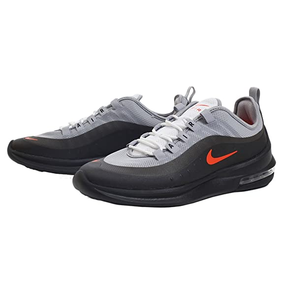 Amazon.com | Nike Mens Air Max Axis Running Shoe, Wolf Grey/Total Crimson/Black/Anthracite, Size 13 | Road Running