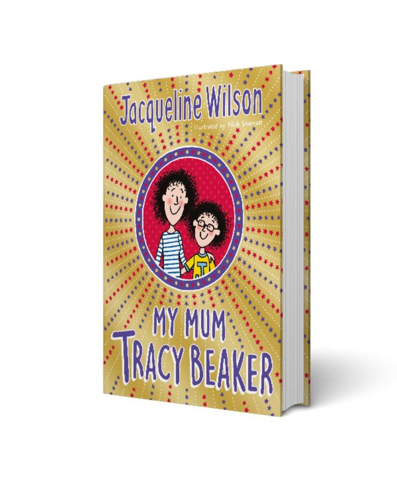 My Mum Tracy Beaker Wilson Jacqueline 9780857535221 Amazon Com Books