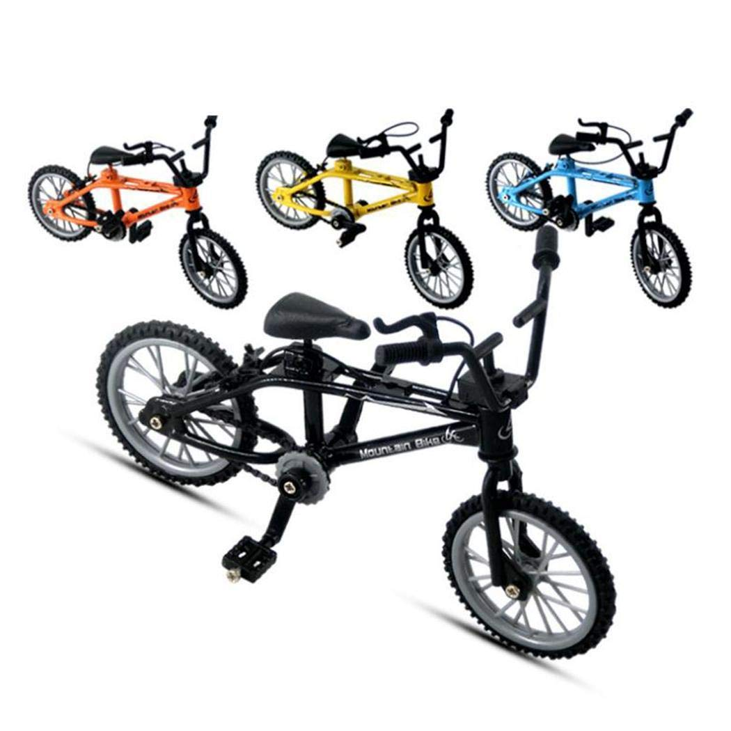 Foshin Children Alloy Bicycle Toy Mini Simulation Bicycle Model Educational Toys Bikes by Foshin (Image #2)