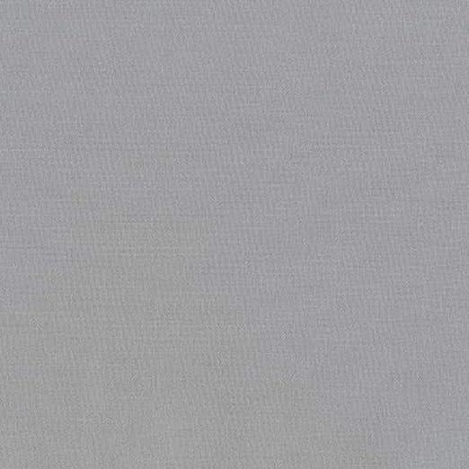 Kona RKKONA18 - Telas lisas (100% algodón, 0,5 m), color gris ...