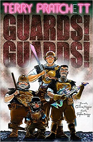 Guards! Guards!: A Discworld Graphic Novel: Amazon.co.uk: Terry ...