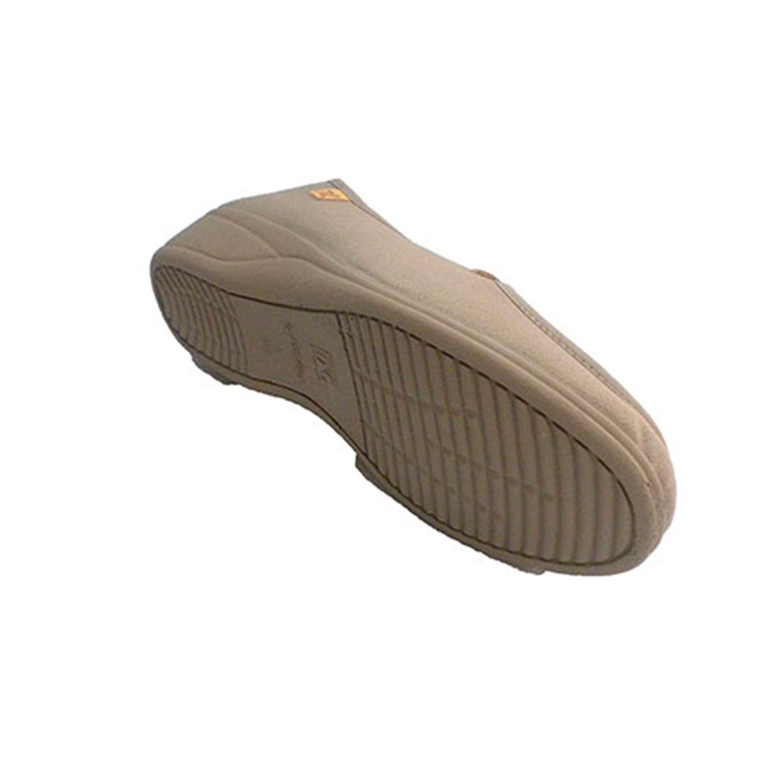 Zapatillas cordones pies muy delicados Doctor Cutillas en beig talla 42 WnldrA