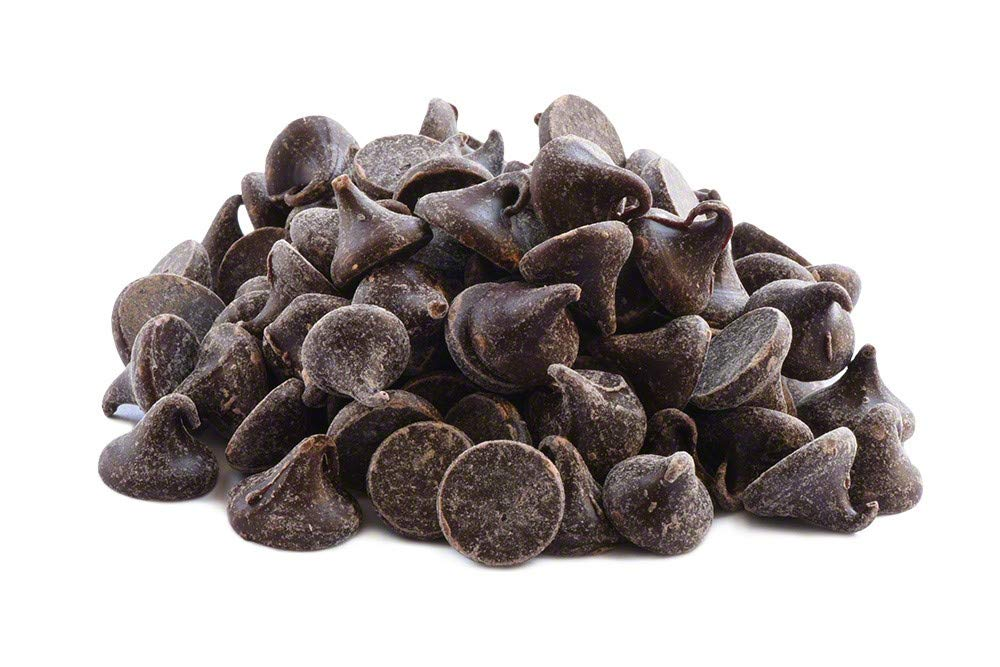 Dark Chocolate Chips (10lb Case) by Nutstop.com (Image #1)