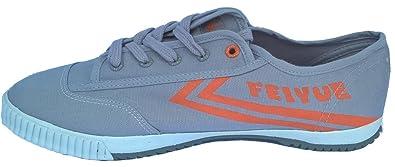 timeless design 91faa 4bfab Feiyue Grau Schuhe für Kung Fu/Parkour